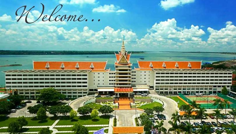カンボジアーナ ホテル