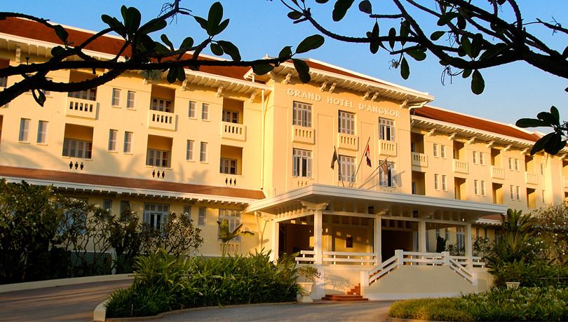 ラッフルズグランドホテル ダンコール