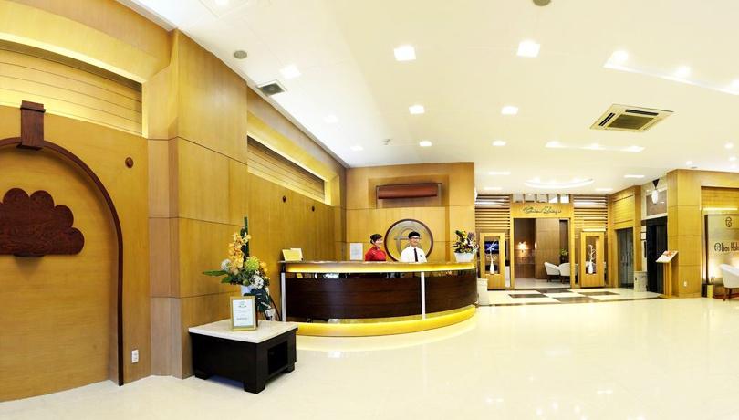 エリオスホテル