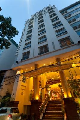 ハノイ ロサリザ ホテル